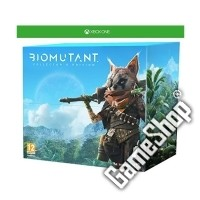 Biomutant Collectors Edition