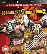 Borderlands 1 & 2 Collection uncut