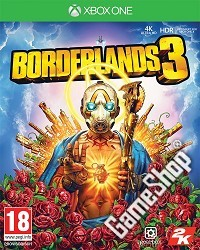 Borderlands 3 Bonus Edition uncut (Xbox One)