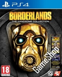 Borderlands: The Handsome Collection uncut (PS4)