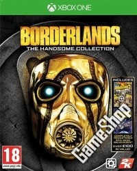 Borderlands: The Handsome Collection AT uncut