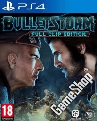 Bulletstorm Full Clip Edition Early Delivery Bonus uncut (PS4)