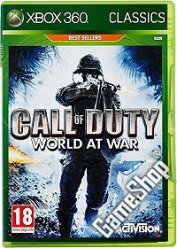 Call Of Duty 5 World At War [uncut Zombie Edition] (Xbox360)