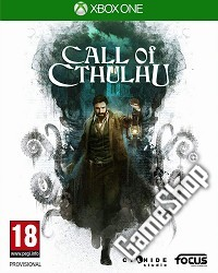 Call of Cthulhu: The Official Video Game uncut (Xbox One)
