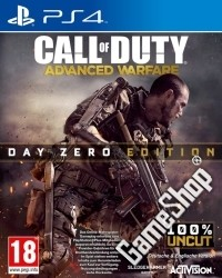 Call of Duty Advanced Warfare Day Zero AT uncut inkl. Arsenal 4er DLC Pack