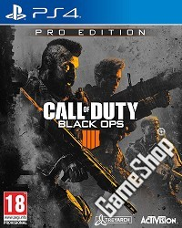 Call of Duty: Black Ops 4 PRO Edition uncut (PS4)