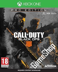 Call of Duty: Black Ops 4 PRO Edition uncut (Xbox One)