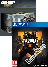 Call of Duty: Black Ops 4 uncut + Valor Collection (PS4)