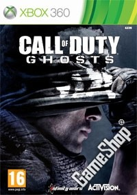 Call of Duty: Ghosts AT uncut (Xbox360)