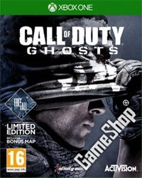 Call of Duty: Ghosts Limited AT D1 Bonus Edition uncut inkl. Free Fall DLC