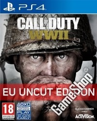 Call of Duty: WWII EU Symbolik/Gore Bonus Edition uncut