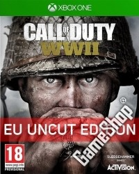 Call of Duty: WWII EU Symbolik/Gore Bonus Edition uncut (Xbox One)