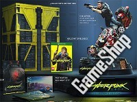 Cyberpunk 2077 Collectors Edition uncut (CH Import) (Xbox One)