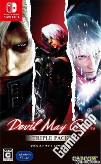 DMC Devil May Cry Triple Pack Limited Edition uncut (Nintendo Switch)