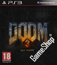 DOOM 3 BFG AT uncut (PS3)