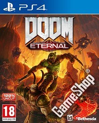 DOOM Eternal AT Bonus Edition uncut (PS4)