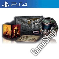 DOOM Eternal Collectors Bonus Edition uncut (PS4)