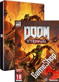 DOOM Eternal Steelbook Bonus Edition uncut (PC)