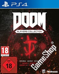 DOOM Slayers Collection uncut (PS4)