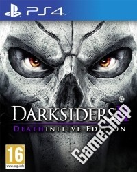 Darksiders 2: Deathinitive Edition uncut