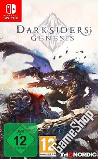 Darksiders Genesis uncut (Nintendo Switch)
