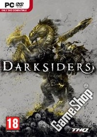 Darksiders uncut inkl. Soundtrack & digitalem Comic (PC)