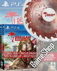 Dead Island Definitive Collection AT uncut + 4 Boni inkl. Neopren! Frisbee (PS4)