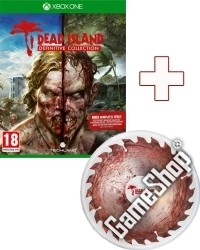 Dead Island Definitive Collection AT uncut + 4 Boni inkl. Neopren! Frisbee