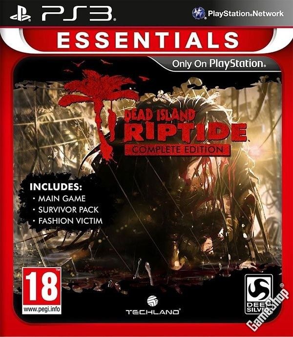 Dead Island  Collector S Edition Ps
