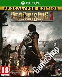 Dead Rising 3 Apocalypse Edition AT uncut