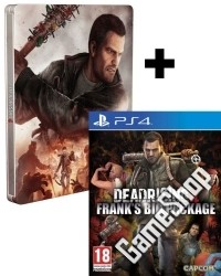 Dead Rising 4 Franks Big Package Steelbook Edition AT uncut (PS4)