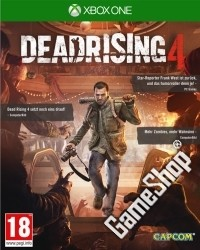 Dead Rising 4 uncut (Xbox One)