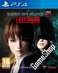 Dead or Alive 5: Last Round US uncut