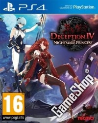 Deception IV: The Nightmare Princess uncut (PS4)