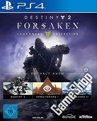 Destiny 2 Forsaken Legendary Collection uncut inkl. 5 Boni (PS4)