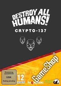 Destroy All Humans! Crypto-137 Collectors Edition (PS4)