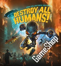 Destroy All Humans! DNA Collectors Edition (Xbox One)