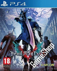 Devil May Cry 5 uncut (PS4)