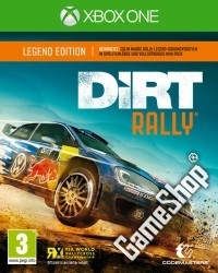 Dirt Rally  Limited Legend Edition + 4 Boni