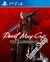 DmC Devil May Cry HD Collection uncut (PS4)