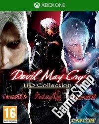 DmC Devil May Cry HD PEGI uncut Collection (Xbox One)