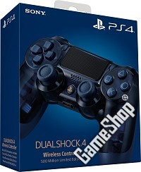DualShock 4 wireless Controller 500 Millionen Special Edition (PS4)