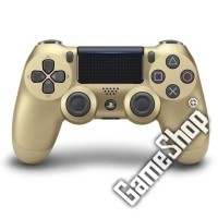 DualShock 4 wireless Controller Gold V2 (2017) Limited Edition (PS4)