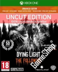 Dying Light Teil 1 + The Following Enhanced AT Edition uncut (Xbox One)