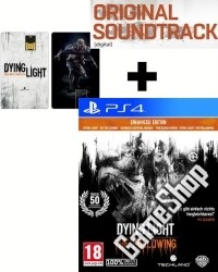 Dying Light Teil 1 + The Following Enhanced Special Edition uncut inkl. Soundtrack + USB Karte (PS4)