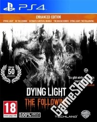 Dying Light Teil 1 + The Following EU Enhanced Edition uncut (PS4)