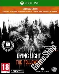 Dying Light Teil 1 + The Following Enhanced Edition uncut + T Shirt