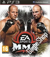 EA Sports MMA (Mixed Martial Arts) uncut