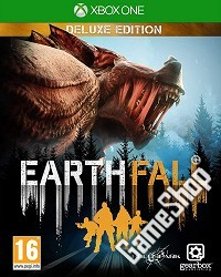 EarthFall Deluxe Edition uncut (Xbox One)