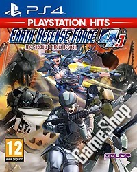 Earth Defense Force 4.1: The Shadow of New Despair EU Playstation Hits (PS4)